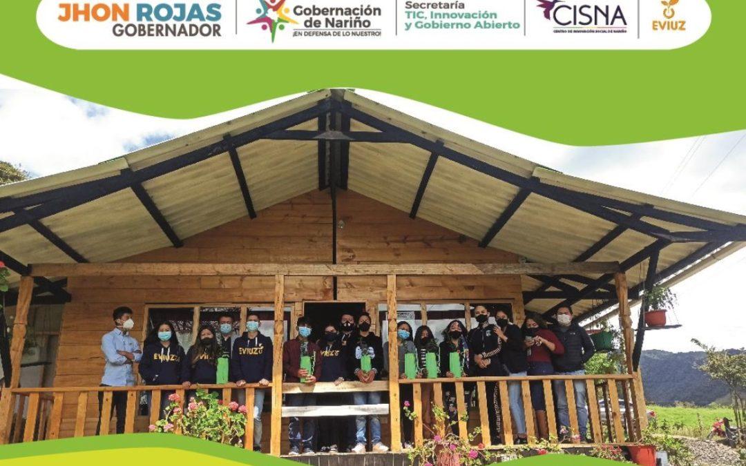 Jóvenes nariñenses ganan convocatoria de proyectos verdes GreenPreneurs