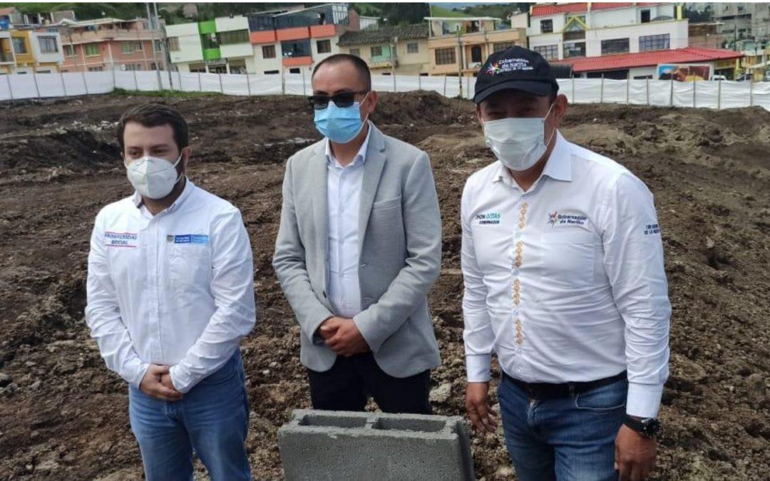 Recursos por $1.000 millones aporta Gobernación de Nariño para construcción de la plaza de mercado en Puerres
