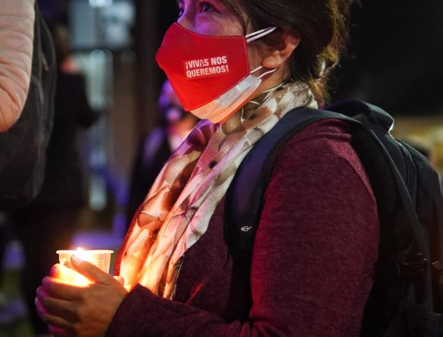 Se institucionaliza  'Red de Organizaciones de Mujeres Defensoras de Derechos Humanos Urdiendo y Tejiendo Paz'