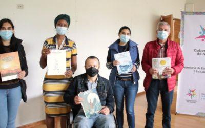 Gobernación apoya procesos de rehabilitación de la población ciega de Nariño