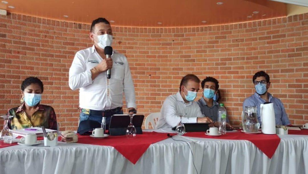 En Ocad Paz se aprueban recursos por más de $344 mil millones para dos proyectos en Nariño
