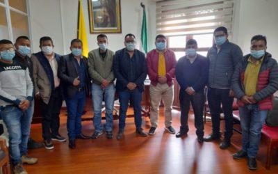 Acciones inmediatas se activarán tras concertación con sector transporte de Cumbal y Guachucal