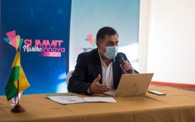 Gobernación de Nariño impulsa encuentro virtual de ciencia, tecnología e innovación 'Summit Nariño innova 2021'