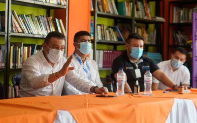 Se instaló mesa de concertación con comunidades campesinas de la cordillera nariñense