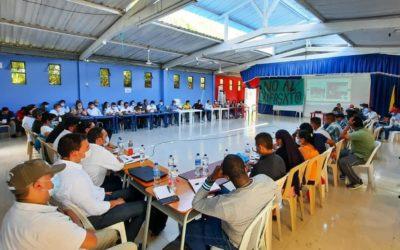Comunidad de la Cordillera avanza en acuerdos sobre reconocimiento de Mesa de Diálogo y  sustitución voluntaria