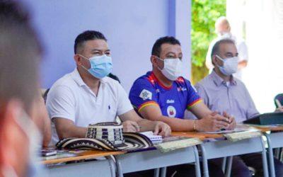 Se instala oficialmente la Mesa de diálogo y concertación en la cordillera Nariñense.