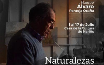 Álvaro Pantoja Ocaña expondrá sus 'Naturalezas entre grises'