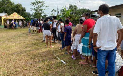 Exitosa Jornada de Justicia Móvil en zona rural de Tumaco