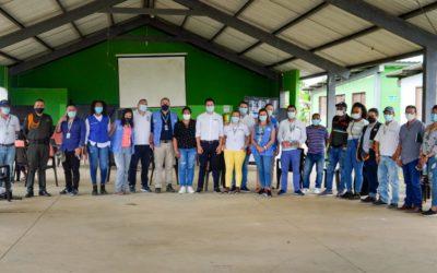 Gobernación de Nariño continúa apoyando proceso de reincorporación de excombatientes en Nariño