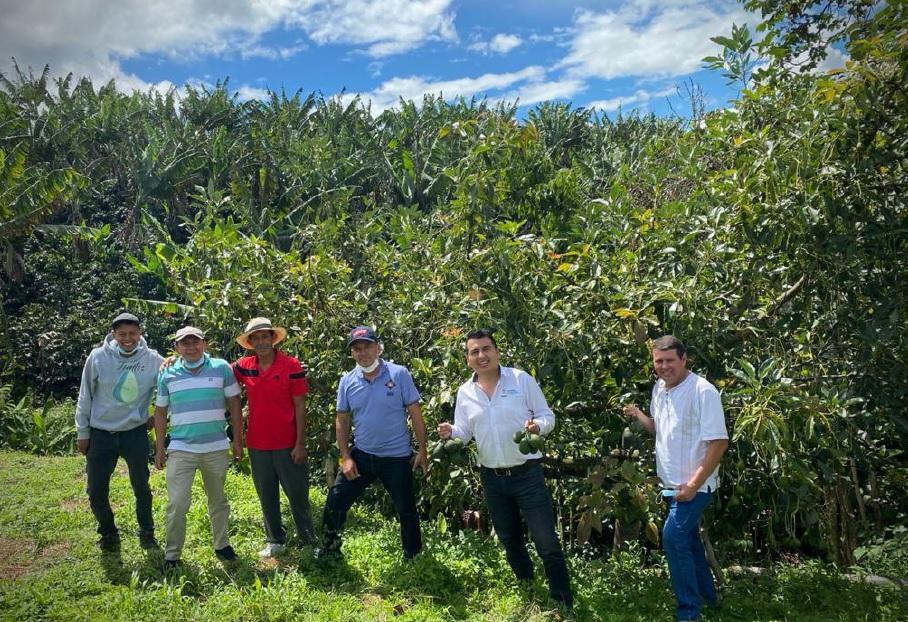 Gobernación de Nariño le apuesta a la producción agrícola internacional