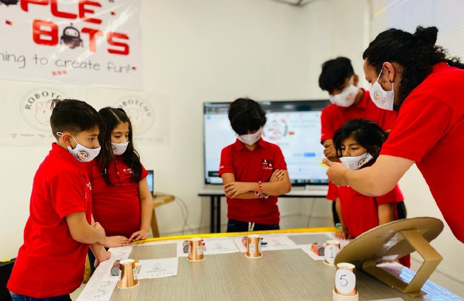 Niños y niñas de Nariño participarán en campeonato mundial de robótica