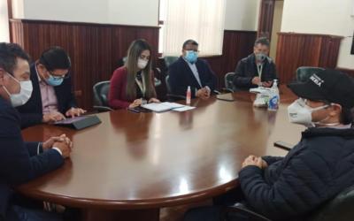 Gobernación de Nariño y Agencia Nacional de Minería promueven formalización y productividad minera en la región