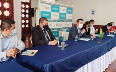 Gobernador instaló mesa de diálogo con sectores empresariales para reactivación de la región