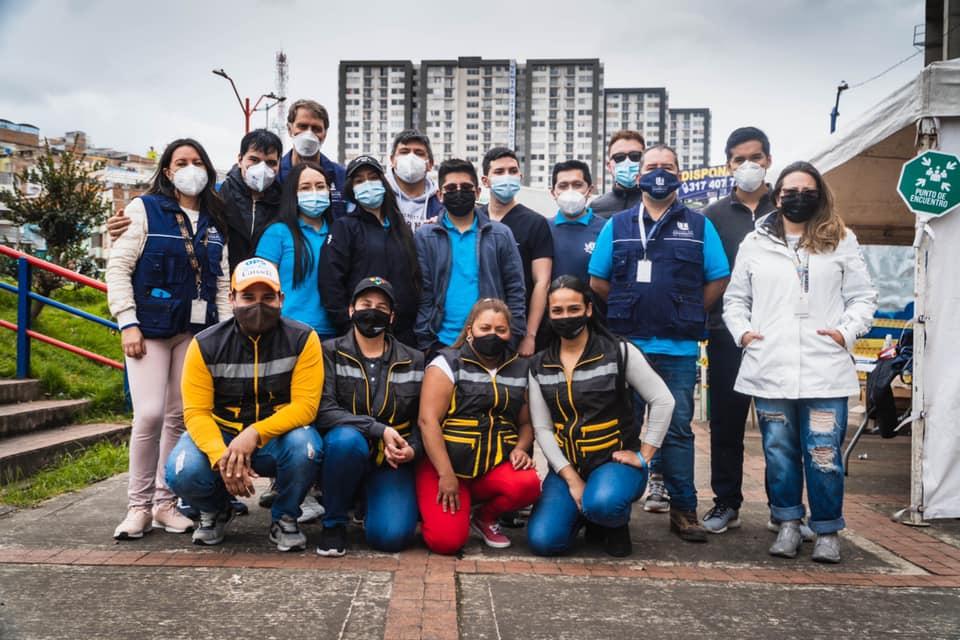 Gobernación de Nariño apoya investigación académica en favor de la población migrante venezolana
