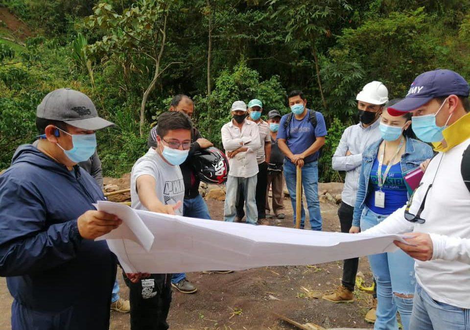 El Plan Departamental de Agua reactiva proyectos de agua potable y saneamiento básico en el municipio de San Pedro de Cartago