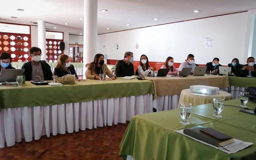 En Nariño continúa proceso de diálogo y concertación con Mesa de la  Cordillera