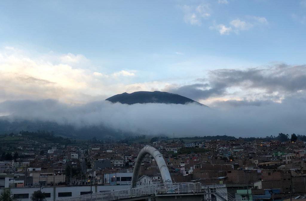 Se realizarán estudios de riesgo por el Volcán Galeras en el departamento de Nariño