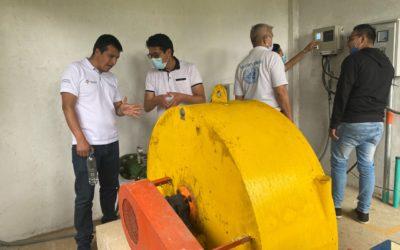 Gobernación de Nariño entrega proyecto de energía hidráulica en los Andes Sotomayor