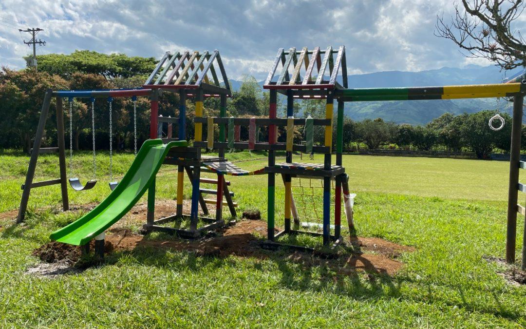 Gobernación de Nariño entregó Ecoparque a la Vereda El Llano del Municipio de Ancuya