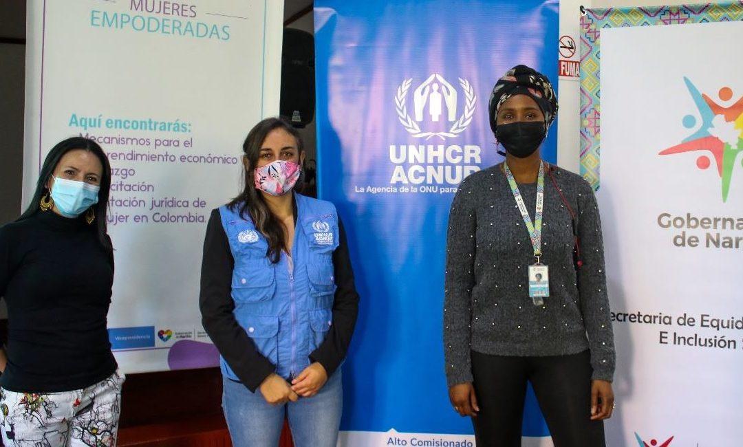 Nariño avanza en el diagnóstico sobre Violencia Basada en Género hacia la población migrante venezolana