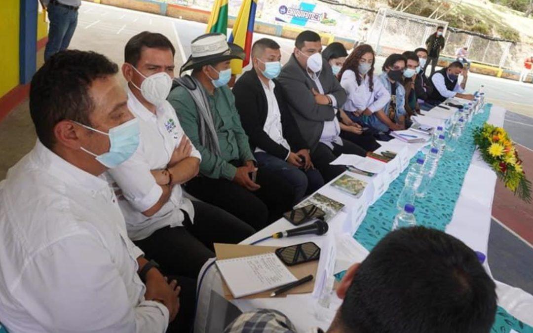 Mesa de Diálogo popular de Jóvenes por el norte de Nariño y sur del Cauca