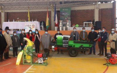 Con inversión se busca reactivar el sector lácteo en los municipios de El Contadero y Pupiales