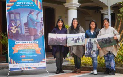 Gobernación de Nariño conmemoró el 'Día Nacional de los Derechos Humanos' con mujeres indígenas Pasto