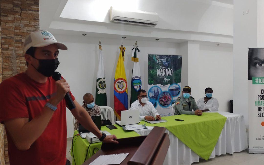 Explotación sexual comercial en niños, niñas y adolescentes visita Tumaco