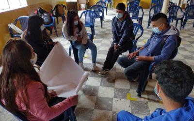Red de colegios amigos de turismo visita El Encano