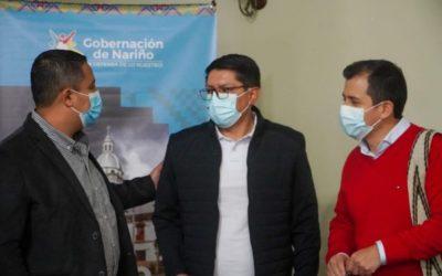 Avanzan gestiones para desentrabar proyecto de soluciones de vivienda en 10 municipios de Nariño