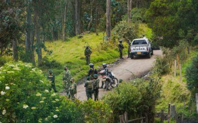 Gobernación de Nariño fortalece vigilancia y control en pasos fronterizos irregulares en el municipio de Ipiales