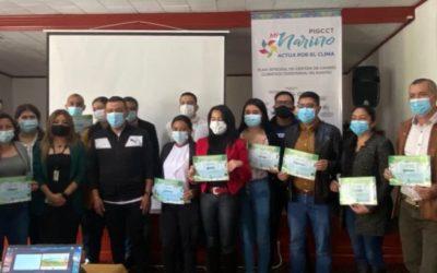 Gobernación de Nariño realizó la primera Cumbre de Municipios Frente al Cambio Climático