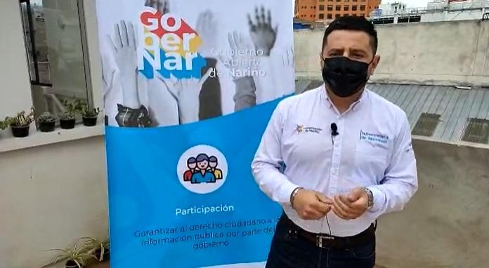 Por un Nariño participativo y transparente Gobernación de Nariño abrió nuevo portal web para la recepción de veedurías