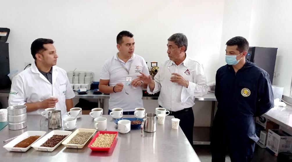 Con éxito finalizó el proyecto que impulsa a productores de cafés especiales