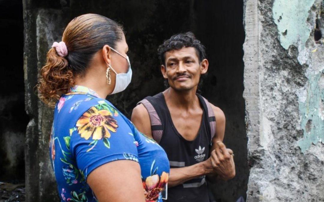 Cumplimos con jornada de atención integral para habitantes de calle en Tumaco