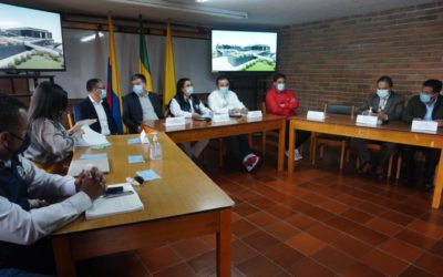 Proyecto de construcción de nueva sede de la Universidad de Nariño en Ipiales será llevado al OCAD Regional